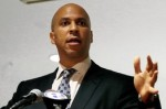 Cory Booker Jewish Mayor